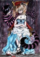 Alice in Nightmareland by Fukari