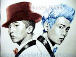 GD and TOP by moisessurielart