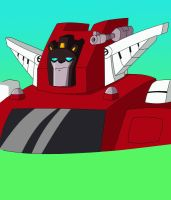 Transformers Animated Inferno by Destron23
