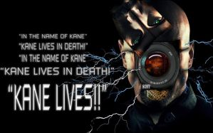 kane lives by R-Clifford