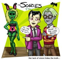 Scaries - Pick Up Schtick by Shannanigan
