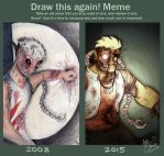 Draw This Again Meme by Olive-Owl