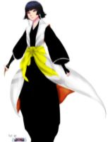 Soi fon -Bleach- by nejean