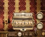 Steampunk Chronometer for xwidget by Jimking