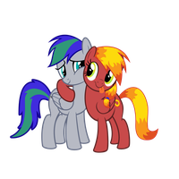 Storm Feather x Infinity Flame by WizE-KevN