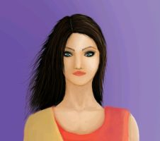 Character Face by SUNNY-3D-RAMM