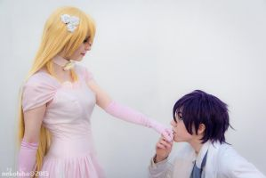 Love stage cosplay by Himecchin