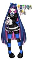 Stocking a2 by Agacross