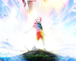 Eureka Seven AO Astral Ocean Wallpaper by guto-strife-1