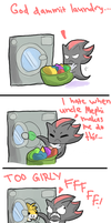 Laundry by Faezza