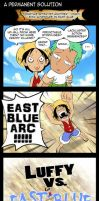 East Blue - A Permanent Solution by JaredofArt