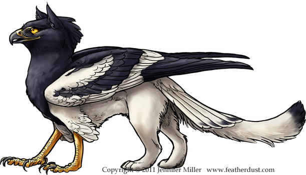 Simple Vesper Gryphon by Nambroth