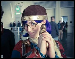 Lucca Cosplay: Up Close and Personal by Mink-the-Satyr