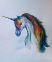 Unicorn by Ican1000
