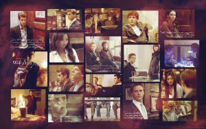 The Social Network Wallpaper by carolmunhoz
