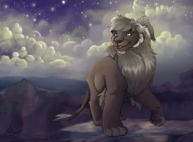 Brego Lion by charfade