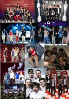 One Direction Collage by DirectionForLyfe