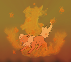 Contest Entry: Fire-eon? by starsightsw2007