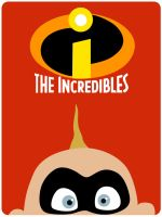 The Incredibles Poster by Citron--Vert