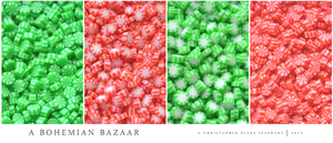 Mint Candies // 1:12 Scale Miniature by abohemianbazaar