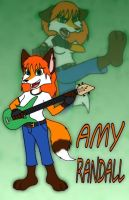 Art Raffle: Amy Randall Poster for WindyCityPuma by Gathion