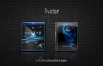 Avatar (2009) Folder Icons by ArtClem