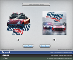 Need for Speed: Rivals - Icon by Crussong