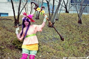 Springtime Dance by EvieE-Cosplay