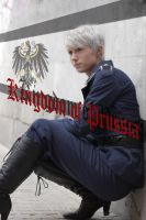 Kingdom of prussia by oOButler-ChanOo