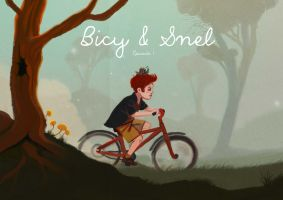 Bicy and Snel by LorenzoMastroianni