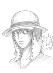 Monkey D. Luffy by Solo-TH