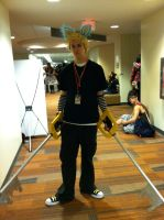 Rave Roxas by Rave-And-Thorns
