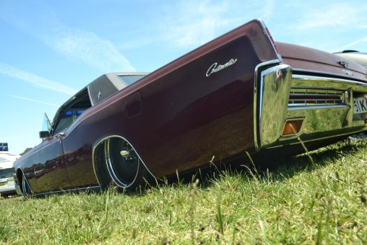 Lincoln Continental by EdPreece