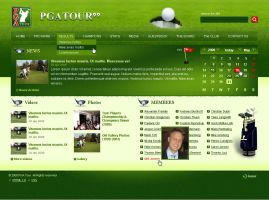 golf club by outlines by webgraphix