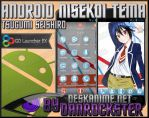Tsugumi Seishiro Android Theme by Danrockster