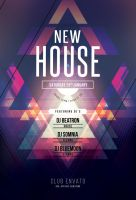 New House Flyer by styleWish