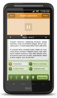 Teambonders mobile app for Android by eldars
