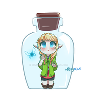 Linkle by MilkyMichi