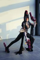 Bayonetta at cartoomics 2012 -03 by Daelyth