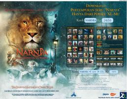 The Chronicles of Narnia by benskywalking