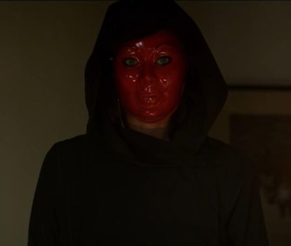 Red Masked Woman 2 by sonicpower24