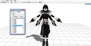 Laughing Jack new model update preview by Euphobea