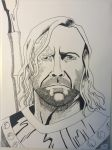 The Hound by DannyLuceART