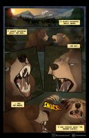 Comic Test Page - Critique Needed! by RussianBlues