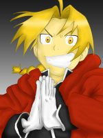 .:Sai Color Practice:. Fullmetal Alchemist by Crescent-Winged