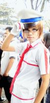 Me as Meito Sakine by suzuppe
