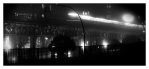 foggy night by mtribal