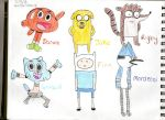 Cartoon Network by thed3vilssmile