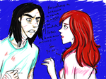 You Lie to me by Minos336