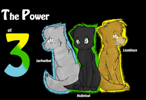 The Power of 3 by scr3aam3r